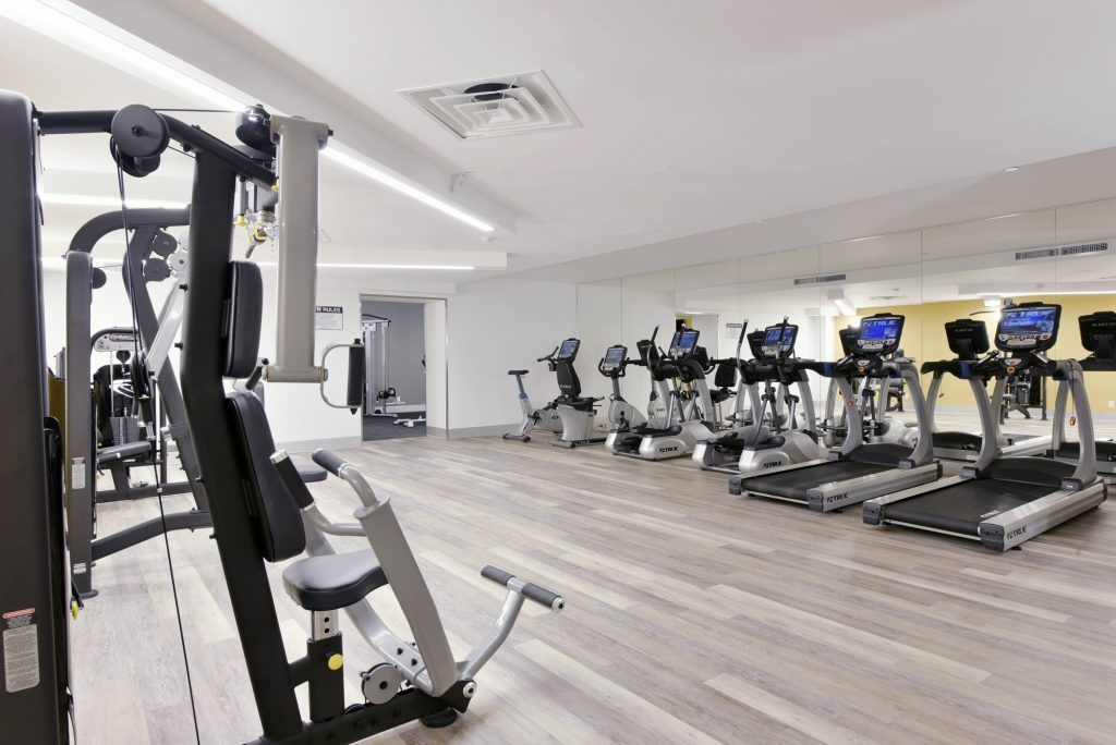 UpperWest Fitness Centre