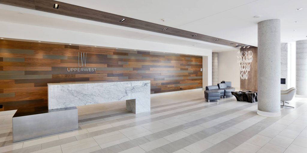 UpperWest Lobby